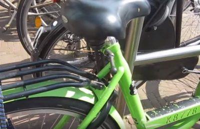 Fahrrad mieten in Amsterdam