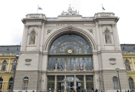 Keliti Bahnhof Budapest