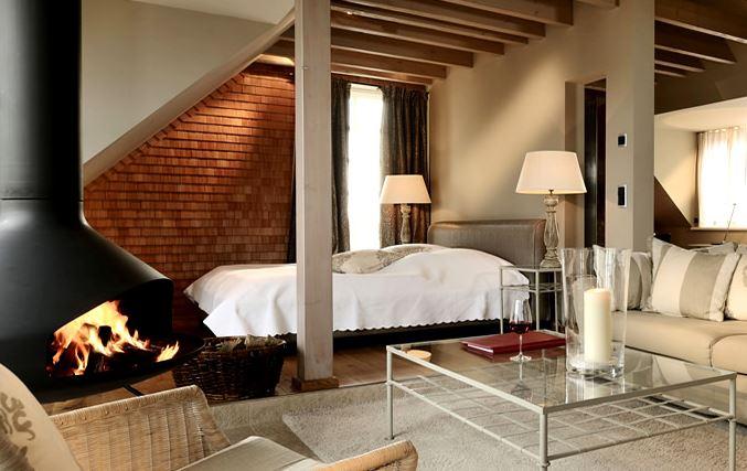 Suite im Fleesensee Resort und Spa
